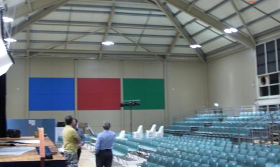 Australia Gyms satsar på LED-belysning