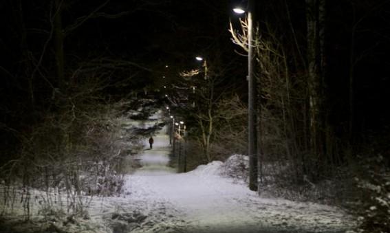 Vaxholms kommun satsar på LED i elljuspår