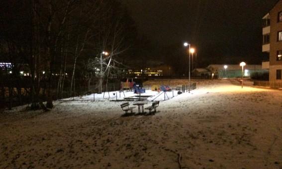Sollentuna Energi lyser upp kommunens lekparker