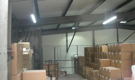 Coor fortsätter energieffektivisera till ICA Logistik