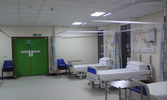 MondeVerdes LED-belysning har fortsatt framgång inom hälso- och sjukvården