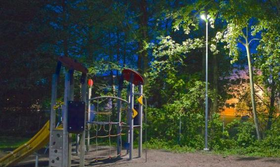 Mera lek och mindre energi i Sollentuna kommun