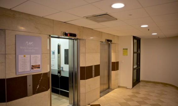 Newsec väljer LED i World Trade Center