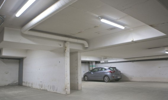 Balder fastigheter parkeringsgarage, Södermalm