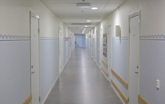 Korridorsbelysning, ICA distribution, Kallhäll