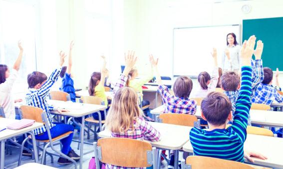 Dagsljusliknande belysning ger positiva effekter i skolan