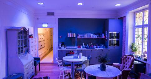 Viktigt med Smart LED-belysning för Tech Farm