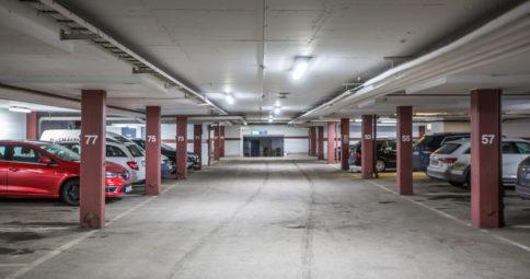 Brage-garaget i Borlänge