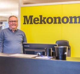 Mekonomens centrallager byter till modern och energisnål belysning från MondeVerde